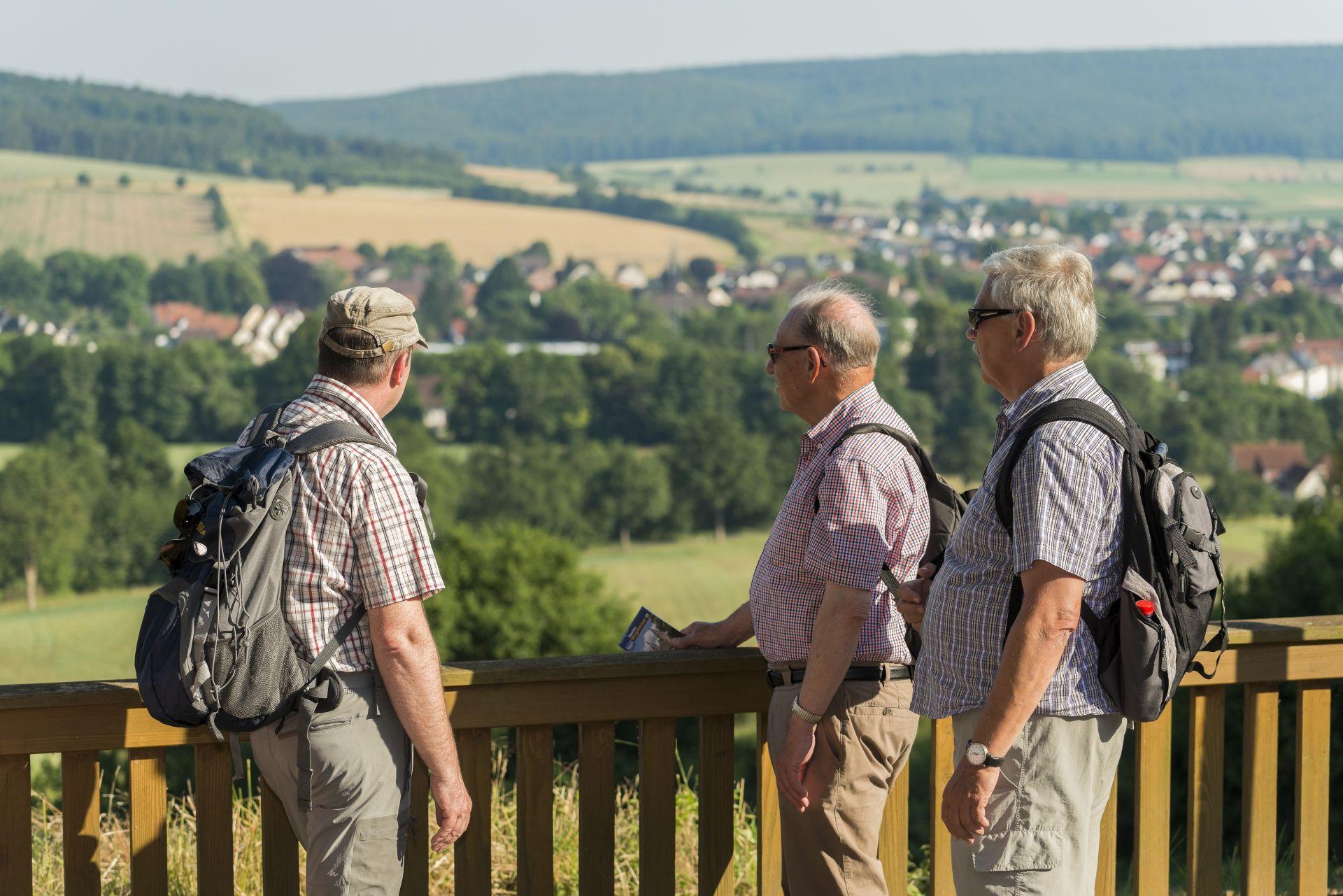 Aussicht vom Lüningsberg