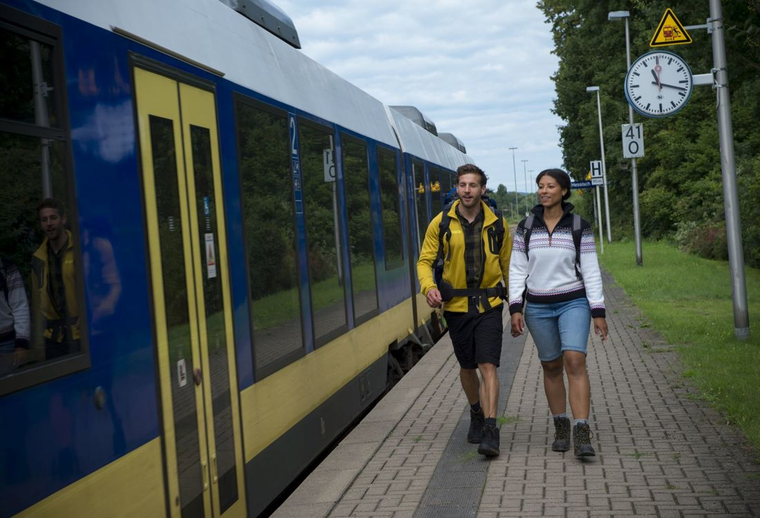 Bahnhof Hessisch Oldendorf 1