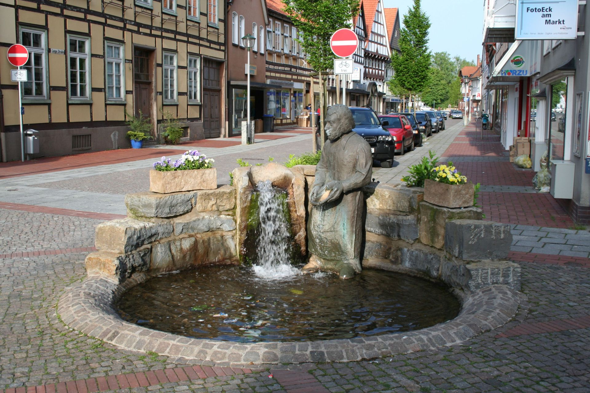 Baxmannbrunnen