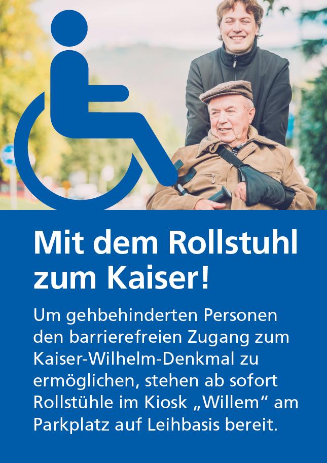 Rollstuhlverleih