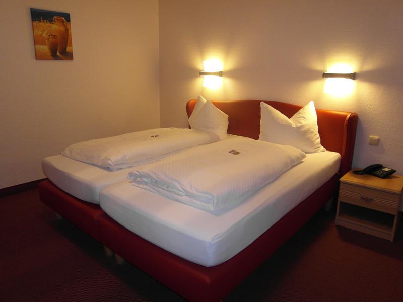 Doppelzimmer in Porta Westfalica