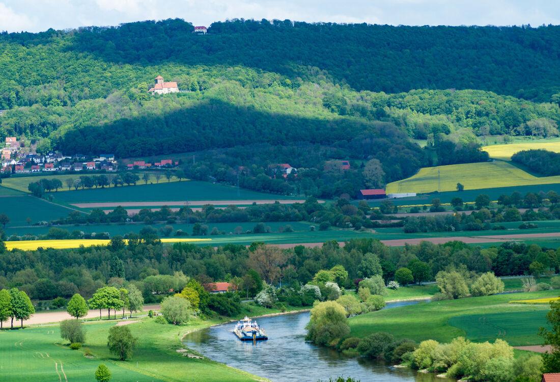 Etappe1 Blick Weser Shg