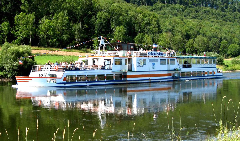 Flotte Weser Bei Emmerthal 1