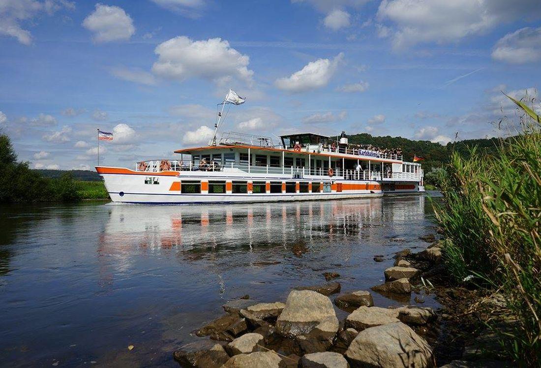 Flotte Weser Bei Emmerthal 5