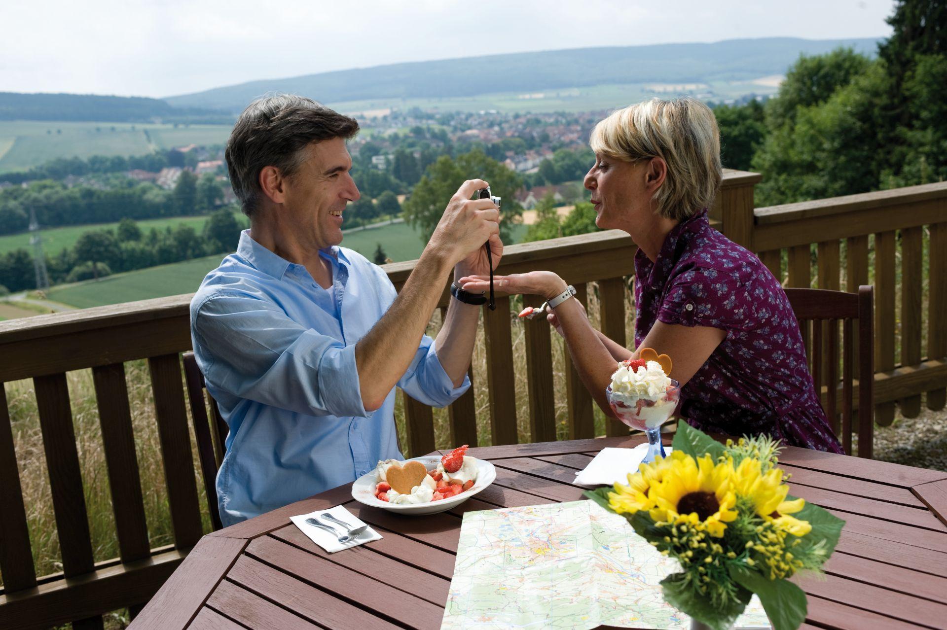 Gastronomie in Aerzen - Restaurant Waldquelle