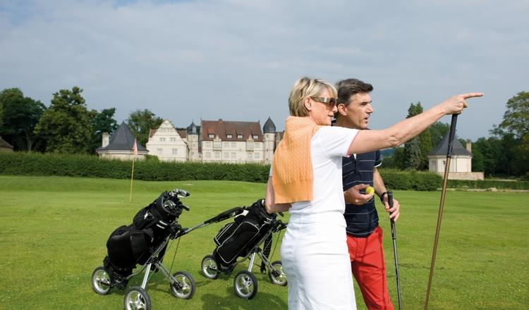Golfplaetze Clubs