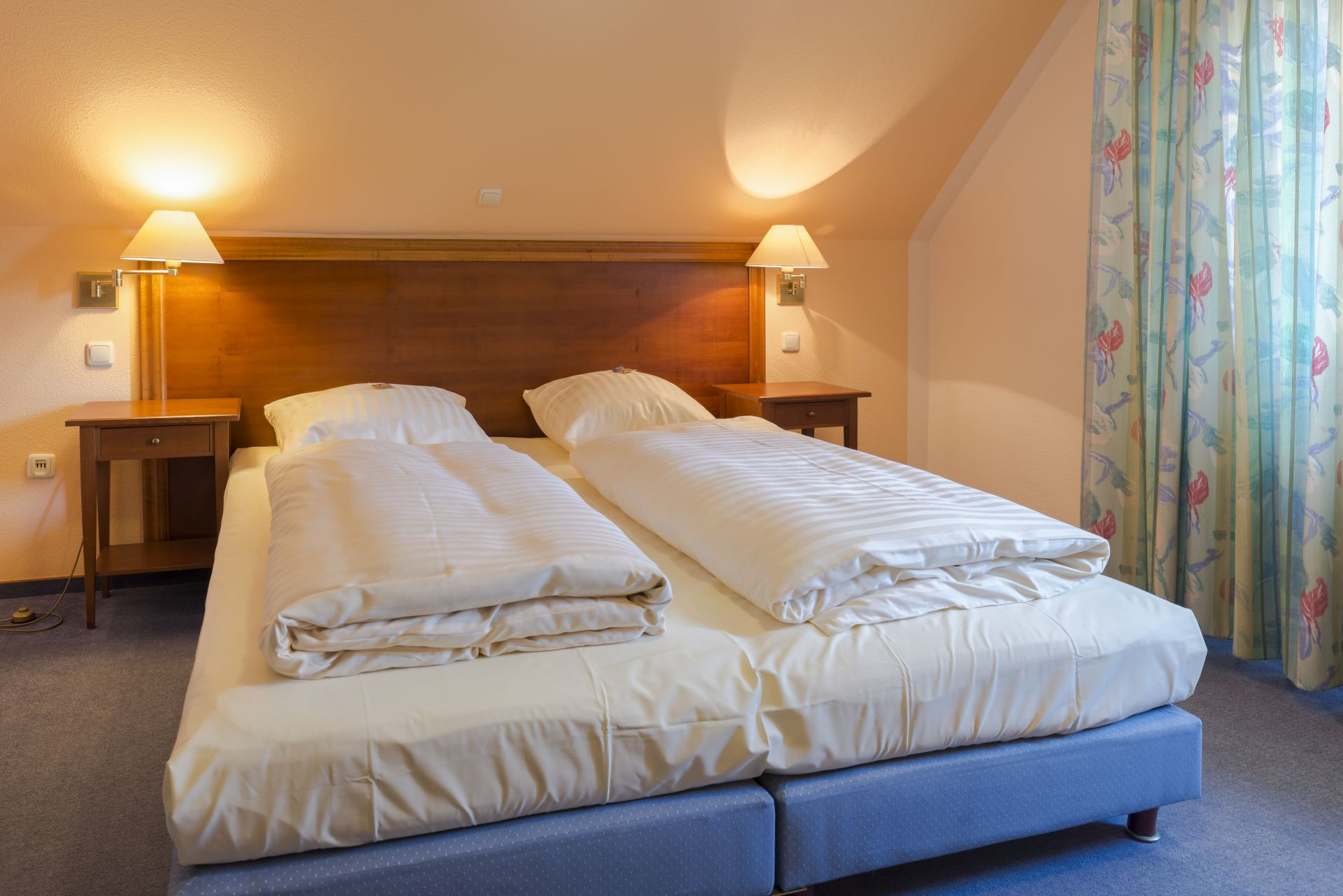 Hotelzimmer in Aerzen