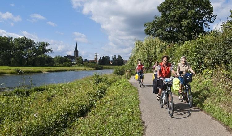Kirchen Und Kloester Radtour 1