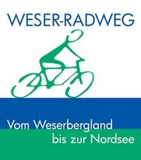 Logo Weser-Radweg