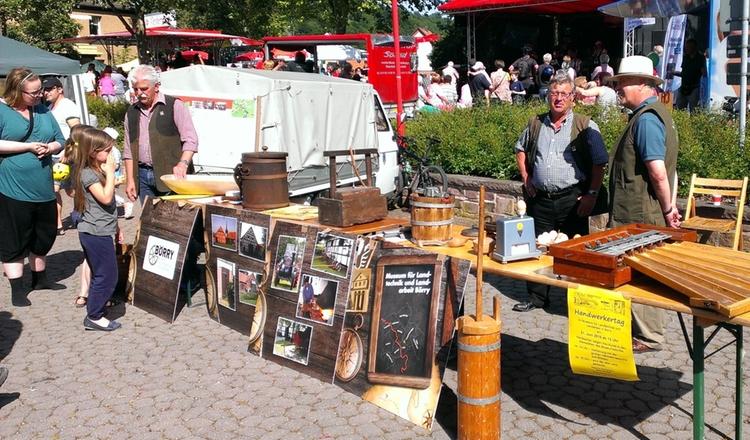 Museum Zu Besuch Auf Dem Felgenfest In Emmerthal