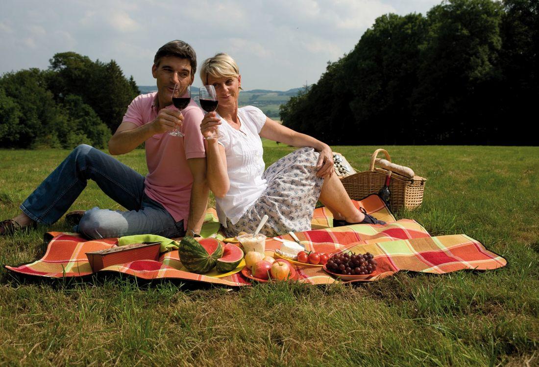 Picknick Im Auetal