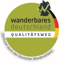 Qualitätswanderweg Wanderbares Deutschland