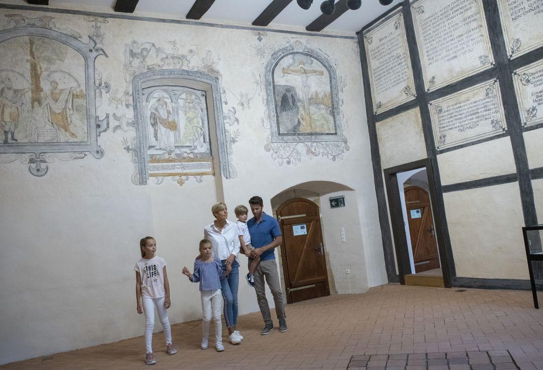 Raeumlichkeit Lateinschule