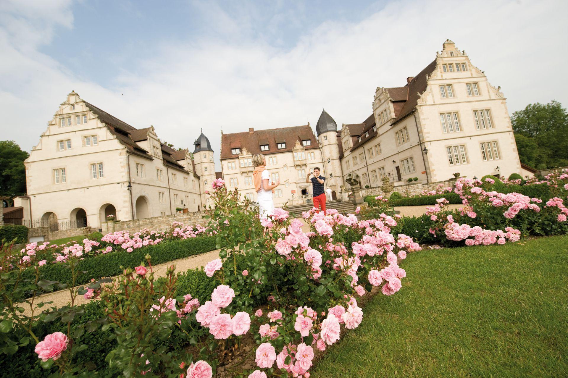 Schloss Schwöbber Aerzen