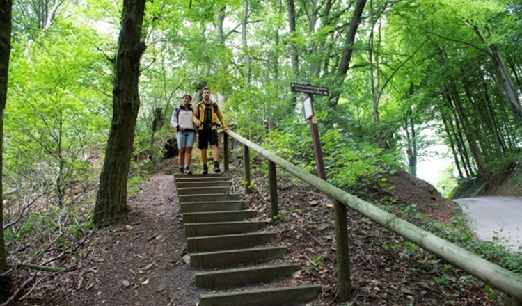 Wanderer Weserbergland Teaser