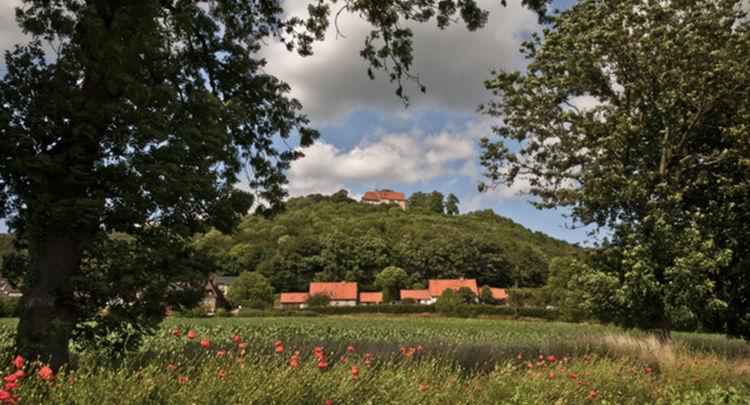 Wanderung Zur Burg Schaumburg