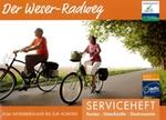 Weser-Radweg Serviceheft 2018