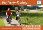 Weser-Radweg Serviceheft