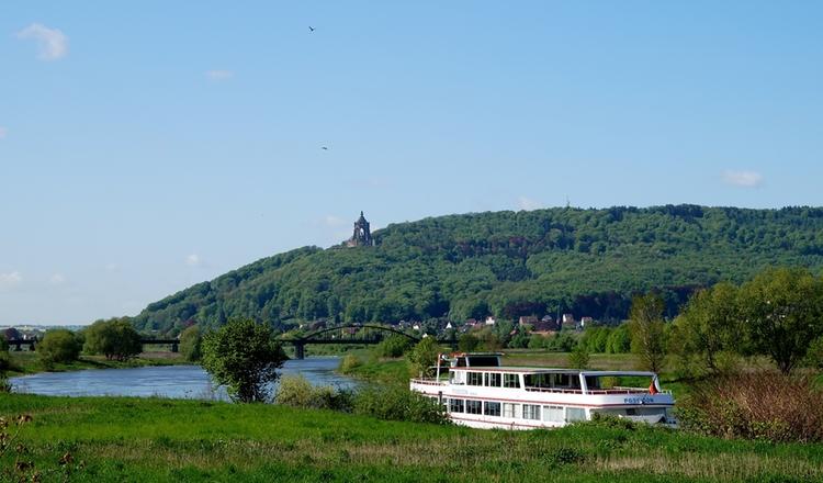 Weserschifffahrt Portawestfalica Minden 1