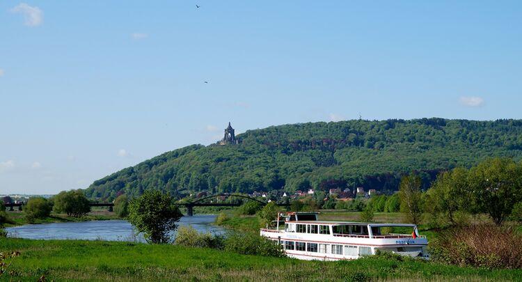 Weserschifffahrt Portawestfalica Minden