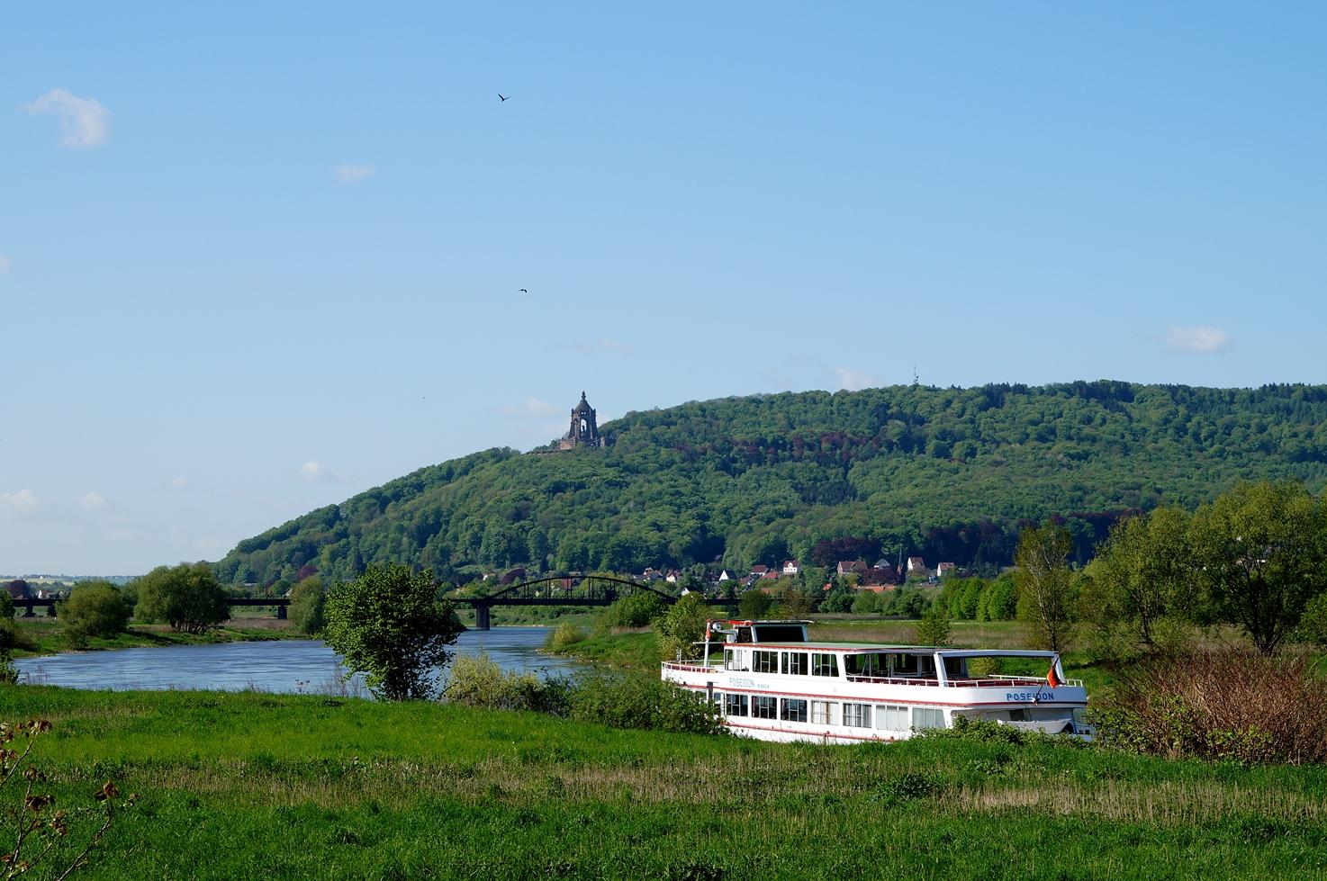 Weserschifffahrt Porta Westfalica-Minden